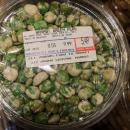 Wasabi peas packaged for sale in USA