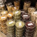 Nuts , seed and pulses packaged for sale